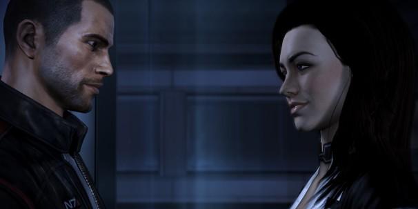 Mass Effect 3: Построй свою любовь