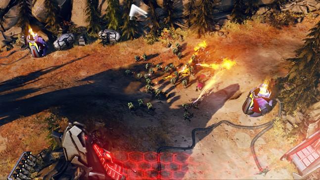 Стратегия на консолях — это не фантастика. Превью Halo Wars 2