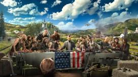 Предварительный обзор Far Cry5. Изучаем американскую глубинку