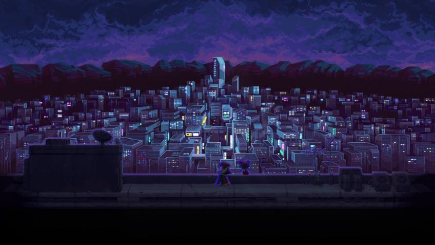 Обзор Katana Zero. Меч ярости
