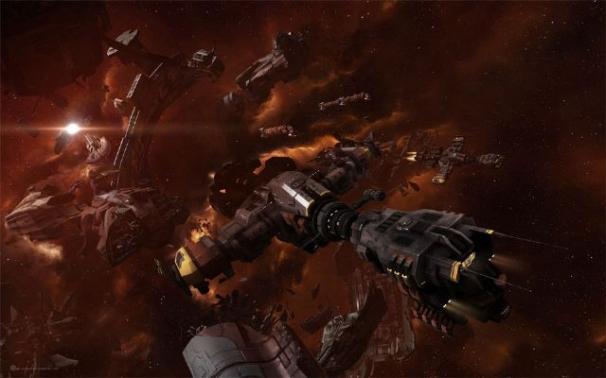 Космические корабли бороздят мировой океан. История EVE Online