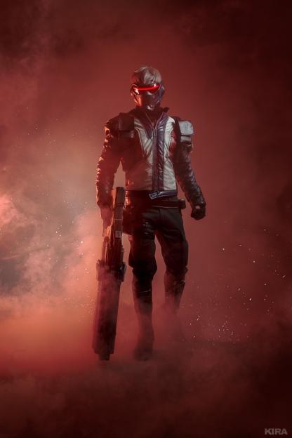 Косплей недели: Gris, League of Legends, Persona 5