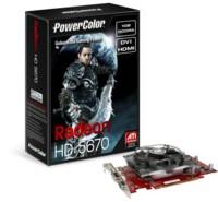 Праздник  технологий. Тестирование  видеокарты PowerColor PCS+ HD 5670