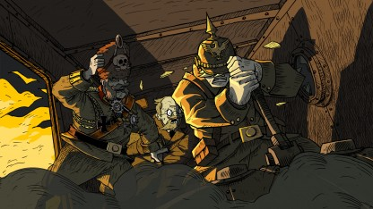 Лучшие игры 2014: The New Order, Original Sin, Valiant Hearts