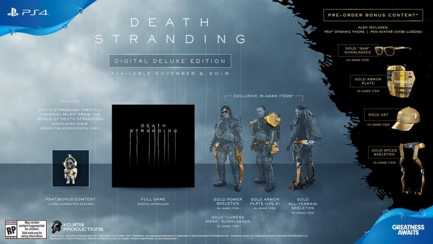 Объявлена дата релиза Death Stranding. Наша реакция