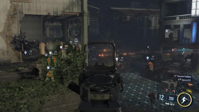 Туманное будущее. Обзор Call of Duty: Black Ops 3