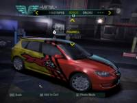 """Коды по """"Need for Speed: Carbon"""""""