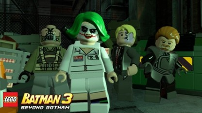 Рецензия на LEGO Batman 3: Beyond Gotham — Лего Справедливости