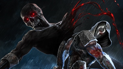 Wrath: Aeon of Ruin. Ели мясо мужики
