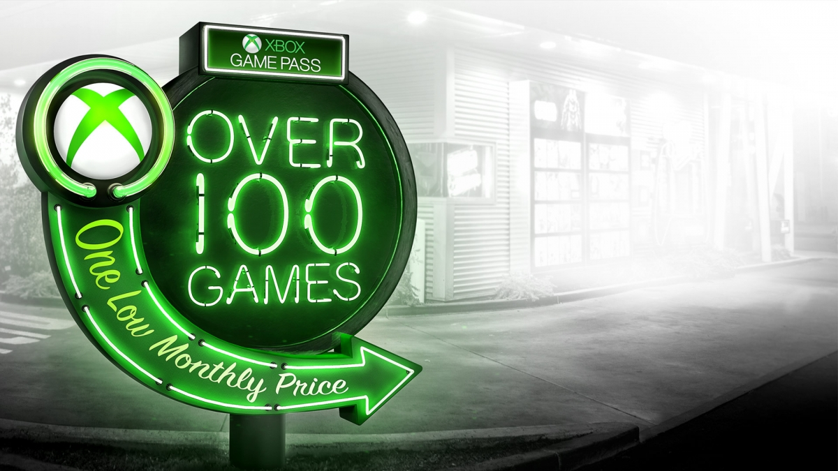Новый год и Xbox Game Pass. Рецепт отличного праздника