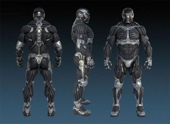 Полуробот-полубог. Всамделишные технологии и исследования, легшие в основу нанокостюма из Crysis 2