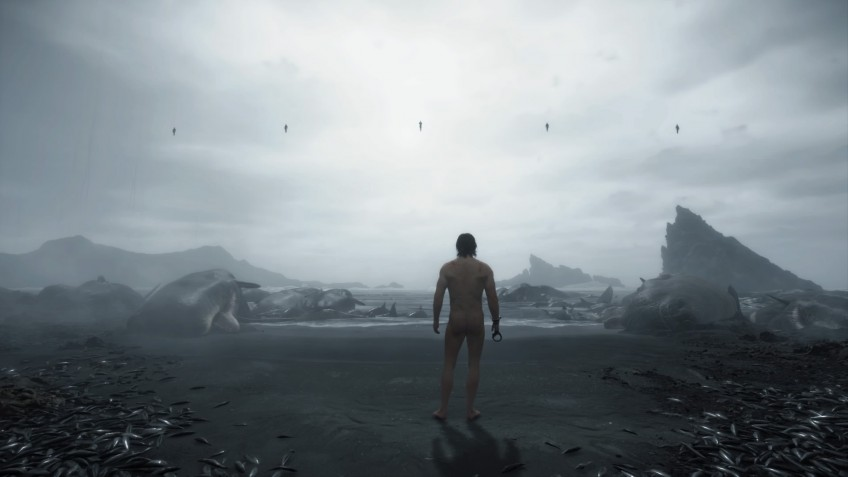 Обзор Death Stranding. Самый дорогой пранк в истории игровой индустрии