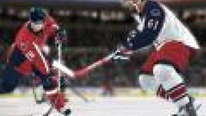 Ледовая арена. Доработка NHL 08