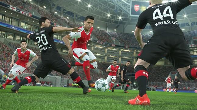 Настоящий футбол. Обзор Pro Evolution Soccer 2017