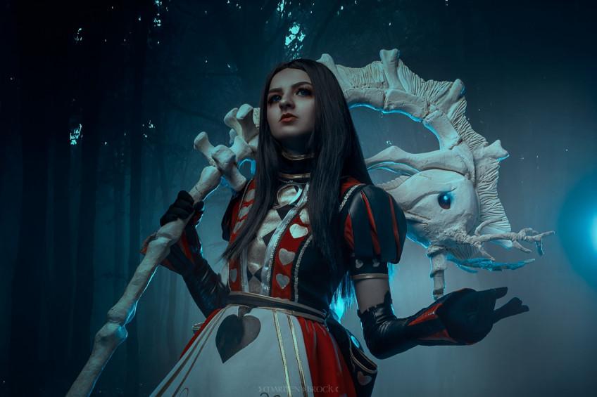 Косплей недели: Cyberpunk 2077, Doom, Alice: Madness Returns, League of Legends, «Матрица»
