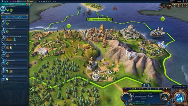 Шесть часов с Civilization VI: подозрительно хорошо