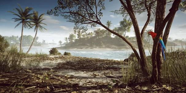 Battlefield 4: одиночный режим