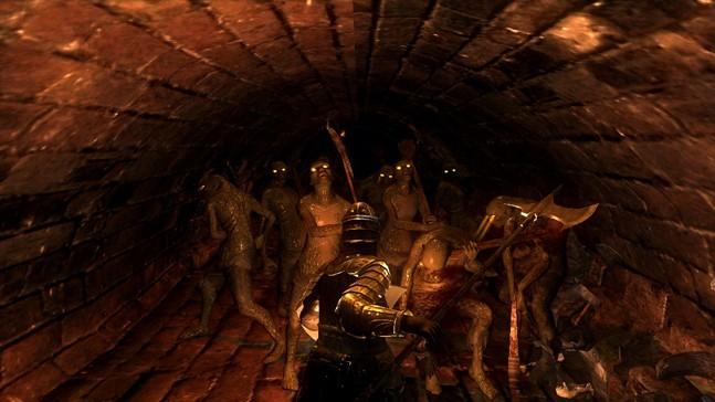Игры уже не те. Кому нужен Dark Souls?