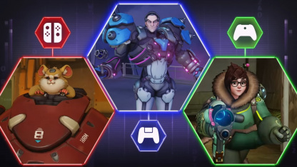 Гайд: Как включить кросслатформенную игру в Overwatch
