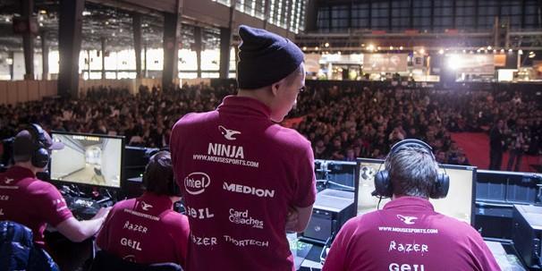 Из Парижа с любовью, или CS:GO на ESWC 2012