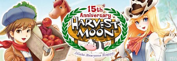 Harvest Moon 3D: A New Beginning