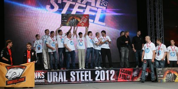 Уральская Сталь-2012
