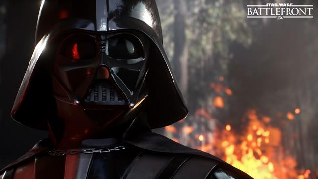 Девять причин ждать Star Wars Battlefront