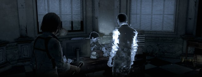 Мозг в колбе. Обзор The Evil Within: The Consequence