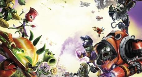 Как об стенку горох. Обзор Plants vs. Zombies: Garden Warfare 2