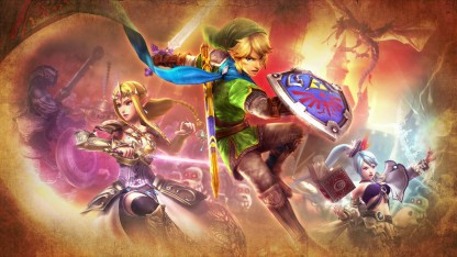 Hyrule Warriors: Definitive Edition. Переполох в Хайруле