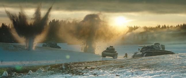 «28 панфиловцев»: отечественное кино о войне