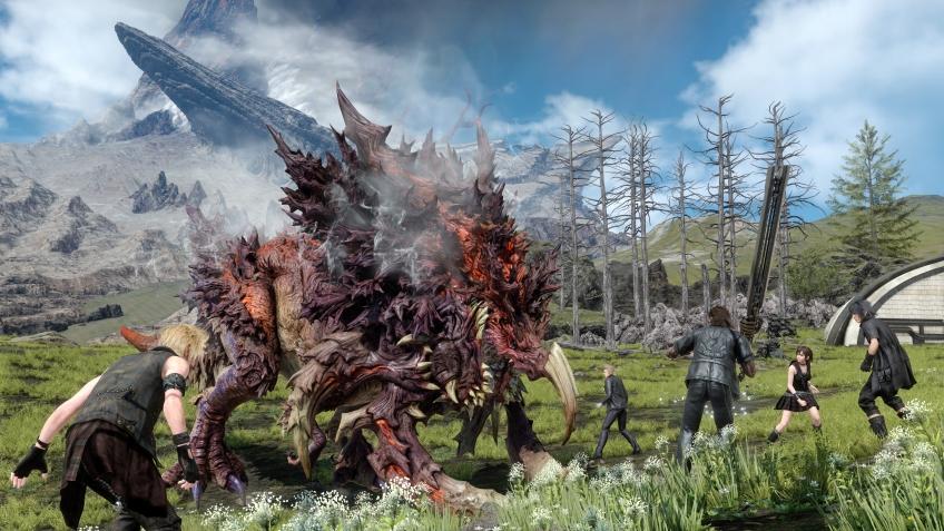 NVIDIA на gamescom 2017: нейронные сети и Final Fantasy 15 в 8К