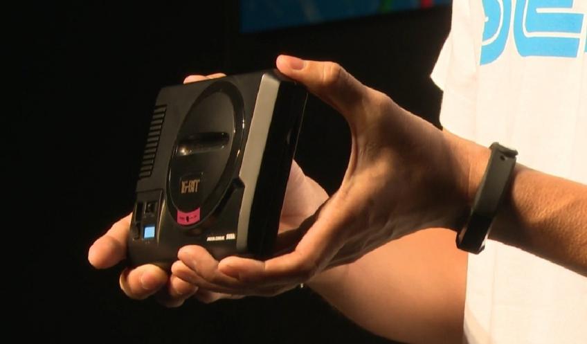 Sega mega drive mini. Детство возвращается u2014 не ждали? u2014 Игромания