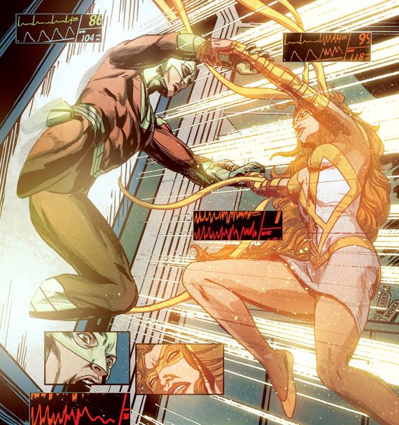 ТВ-вселенная DC Comics: Флэш, не быстрейший человек на Земле
