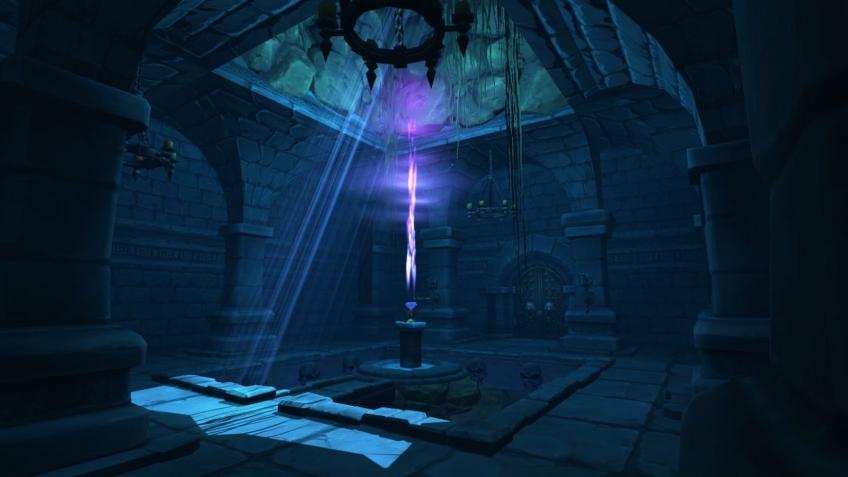 Предварительный обзор Vanishing Realms. Игровая комната