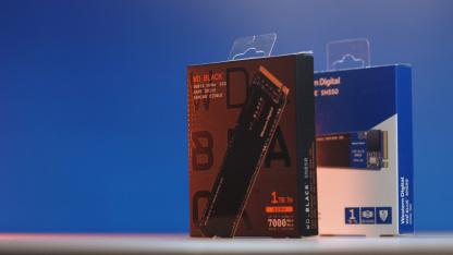 Терабайт, приди! Обзор SSD WD Blue SN550 и Black SN850 на PCIe3.0 и4.0