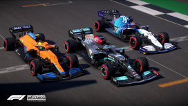 Обзор игры F1 2021. Дарвин бы гордился