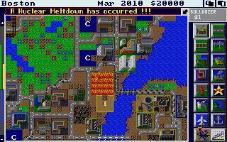 Большой город. SimCity