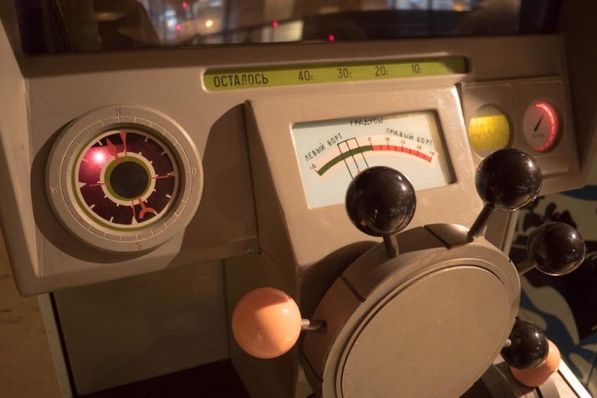 Играть в советские игровые автоматы