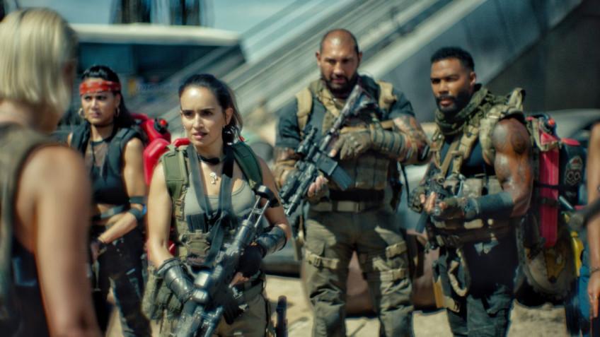 Обзор фильма «Армия мертвецов». Снайдерапокалипсис