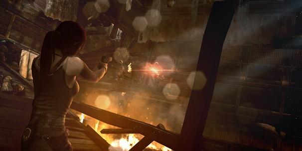 Факты о новом Tomb Raider