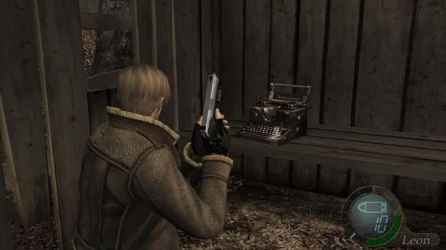 На всякий товар свой покупатель. Еще один Resident Evil 4 HD