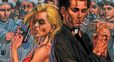 Preacher, лучший комикс про Америку