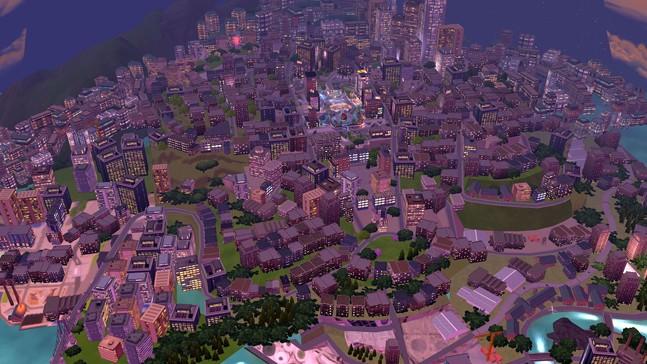 Скачать Мод На Симс 4 На Новые Города - фото 11