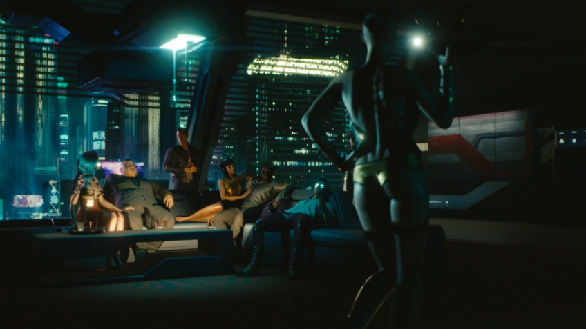 Cyberpunk 2077. Киберпанк, который понравился даже Кодзиме