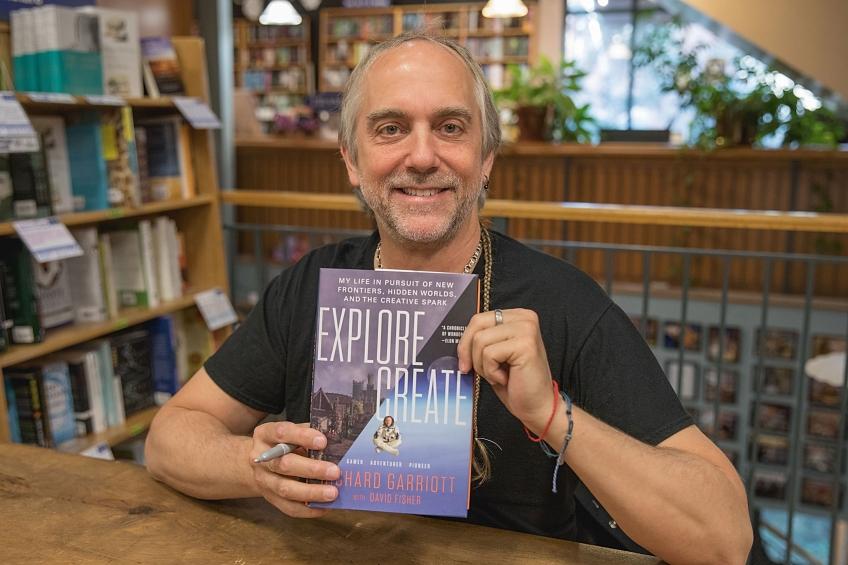 Разговор с Ричардом Гэрриотом, автором Ultima Online. «Надеюсь делать игры на Марсе»