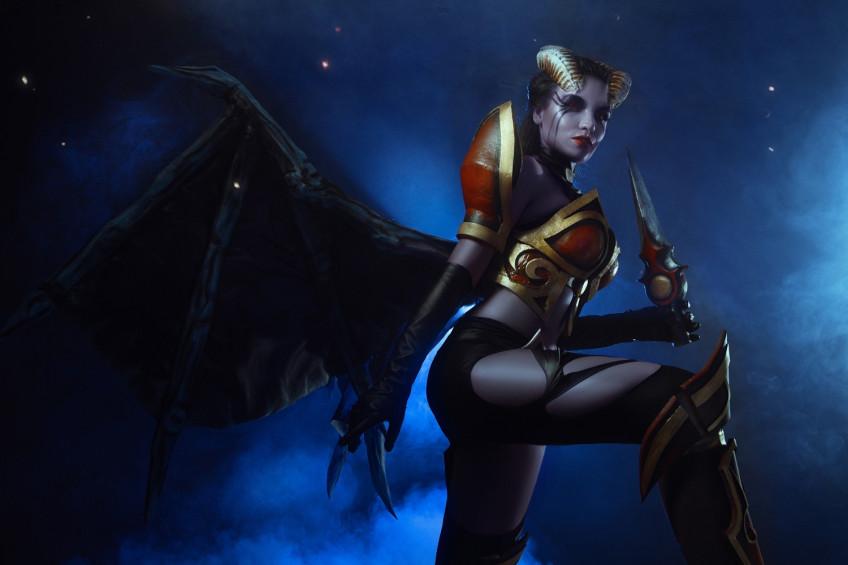 Косплей недели: «Герои меча и магии 3», Half-Life: Alyx, Dota 2, WoW, «Ведьмак 3»