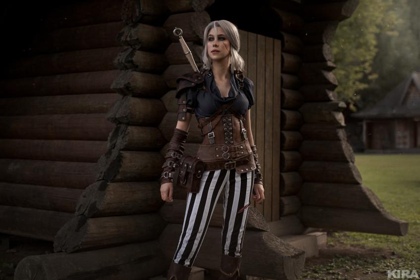Косплей недели: «Герои меча и магии 3», Half-Life: Alyx, Dota2, WoW, «Ведьмак 3»