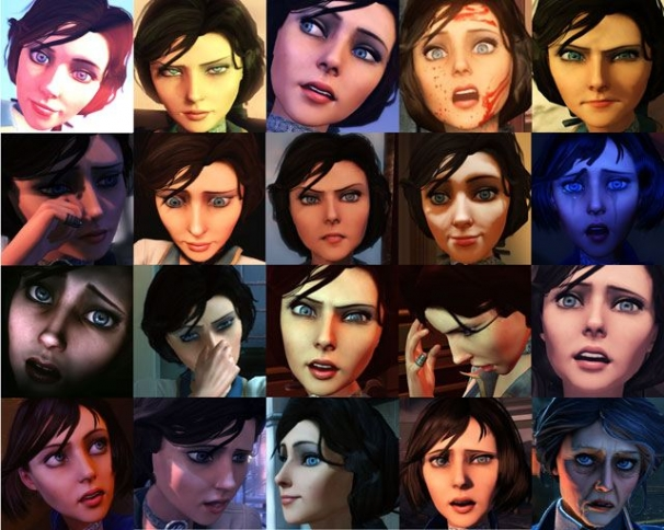 BioShock: Запретная тема. О драматургии, глубине персонажей и эротическом лейтмотиве BioShock Infinite