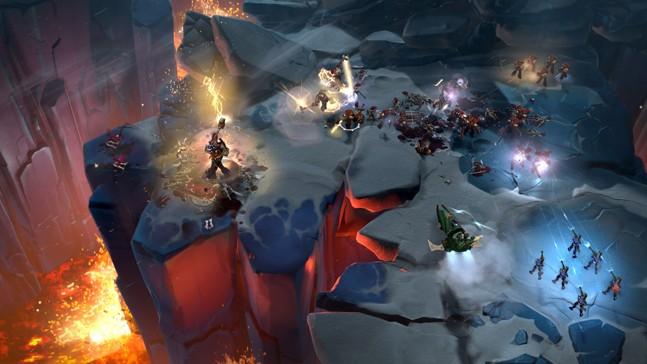 Dawn of Waaagh! Превью Warhammer 40 000: Dawn of War 3